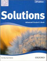 Solutions (Second Edition) Advanced. Student's Book