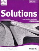 Ответы Solutions (Second Edition) Intermediate Workbook Answers