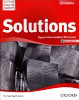 Solutions (Second Edition) Upper-Intermediate. Workbook