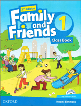 Family and Friends 2d Edition 1 Class Book