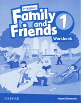 Family and Friends 2d Edition 1 Workbook