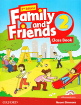 Family and Friends 2d Edition 2 Class Book