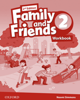 Family and Friends 2d Edition 2 Workbook