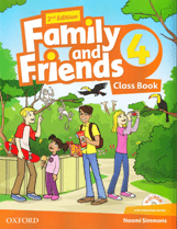 Family and Friends 2d Edition 4 Class Book