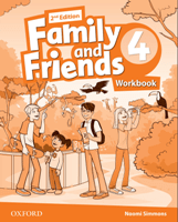 Family and Friends 2d Edition 4 Workbook