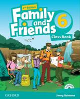 Family and Friends 2d Edition 6 Class Book