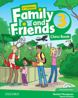 Family and Friends 2d Edition 3 Class Book