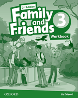 Family and Friends 2d Edition 3 Workbook