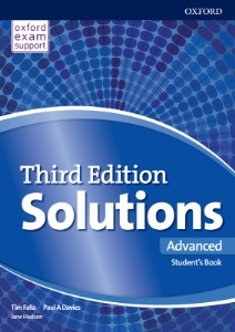 Solutions (Third Edition) Advanced. Student's Book