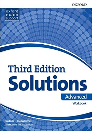 Ответы Solutions (Third Edition) Advanced Workbook Answers