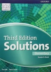 Solutions (Third Edition) Elementary. Student's Book