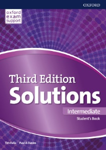 Solutions (Third Edition) Intermediate. Student's Book