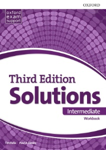 Solutions (Third Edition) Intermediate. Workbook