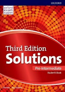 Solutions (Third Edition) Pre-Intermediate. Student's Book