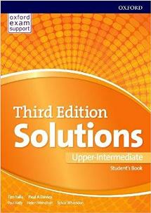 Solutions (Third Edition) Upper-Intermediate. Student's Book