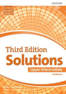 Solutions (Third Edition) Upper-Intermediate. Workbook