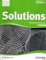 Ответы Solutions (Second Edition) Elementary Workbook Answers