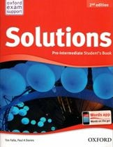 Solutions (Second Edition) Pre-Intermediate. Student's Book