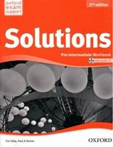 Ответы Solutions (Second Edition) Pre-Intermediate Workbook Answers