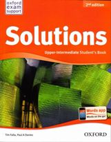 Solutions (Second Edition) Upper-Intermediate. Student's Book